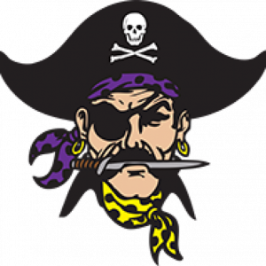 Alburnett Pirate Head