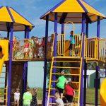 Alburnett Elementary School playground