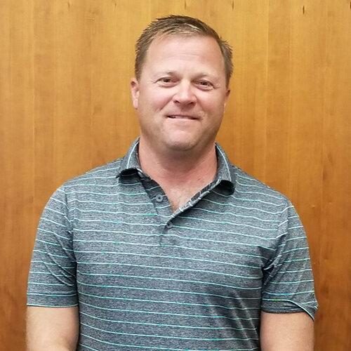 Board Member Aaron Balderston