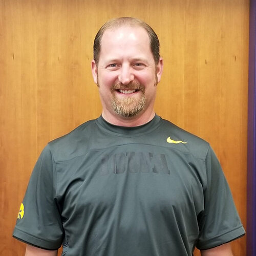 School Board Member Tom Flannery