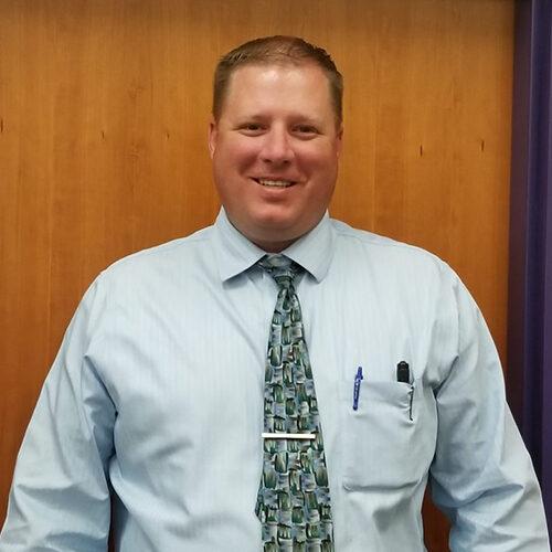 School Board Member Yon Abel
